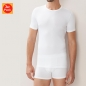 Preview: T Shirt  3er Pack Pureness Zimmerli (ZIpu70013393er)