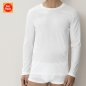 Preview: Shirt Langarm 3er Pack Sea Island Zimmerli (ZIsi28614433er)