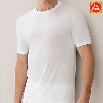 T Shirt (3XL) 3er Pack Business Class New Zimmerli (ZIbu22214733erBIG)