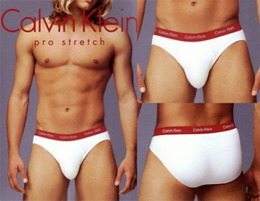 Slip Hip Brief Pro Stretch Calvin Klein (CKpsU7049a)
