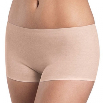 Pant Shortleg Cotton Seamless Hanro (HAcsn1631)