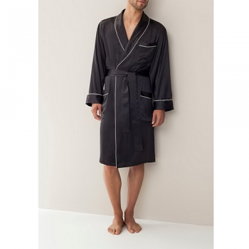 Morgenmantel Robe Long Silk Nightwear Zimmerli (ZIsn600075131)