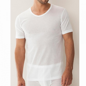R Shirt (3XL) Royal Classic Zimmerli (ZIrc2528125BIG)
