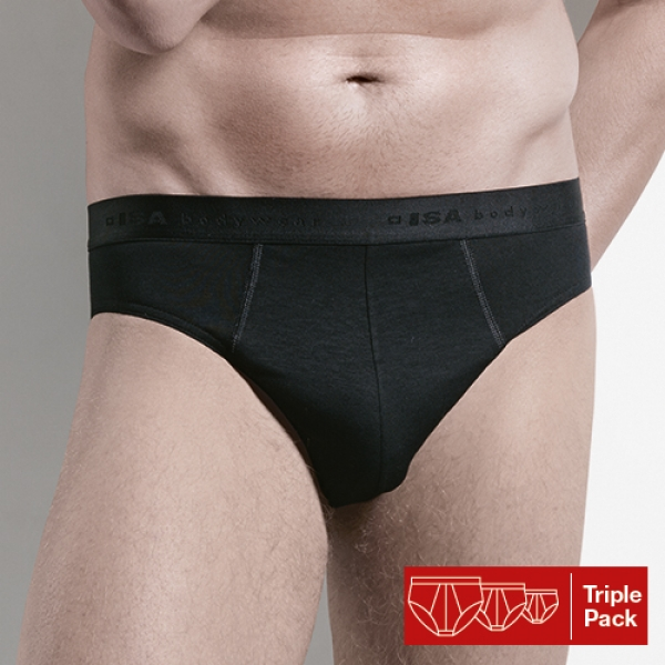 Slip 3 Stück im Triple Pack Flash Basic ISAbodywear(ISAfpt22591)